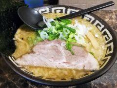 麺恋佐藤すすきの2号店-鶏白湯醤油ラーメン