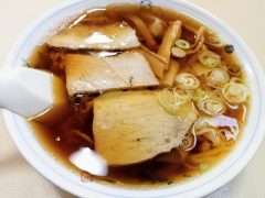 川柳−ワンタンメン醤油