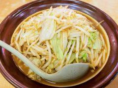 東横紫竹山店−野菜みそラーメン