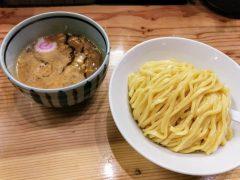 銀座 朧月−濃厚つけ麺