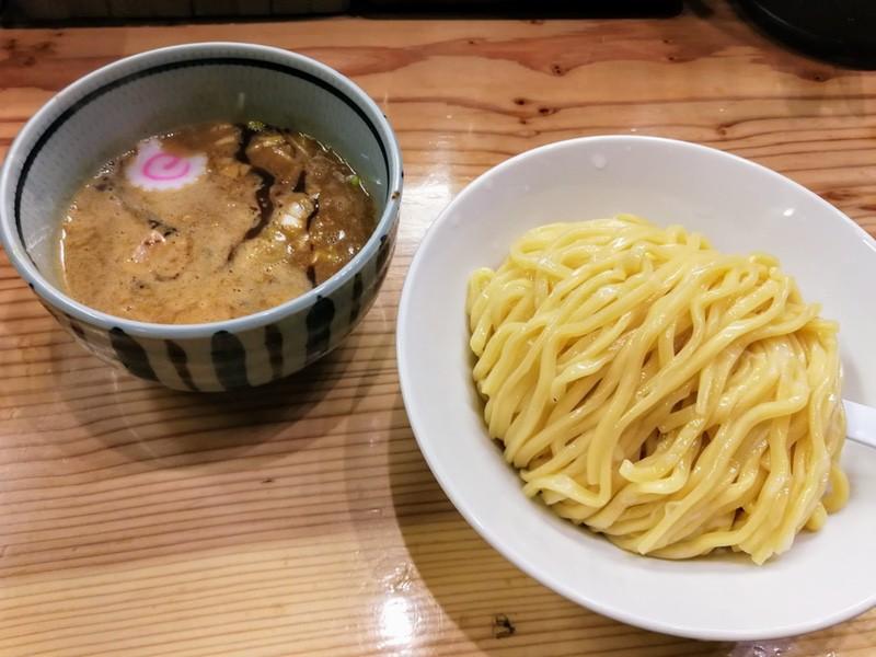 09濃厚つけ麺