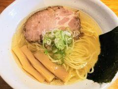 翔鶴-塩ラーメン