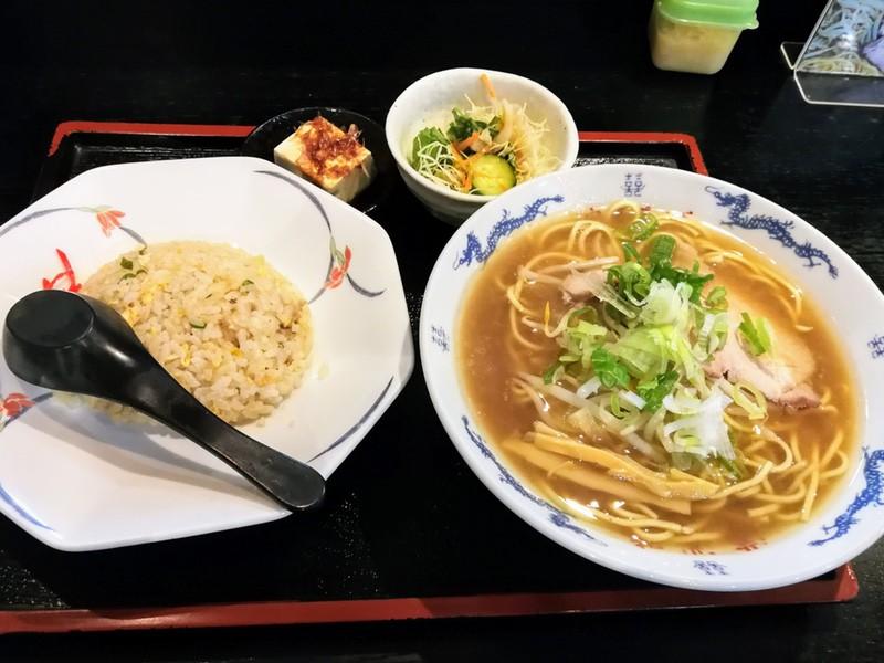 13ラーメン定食