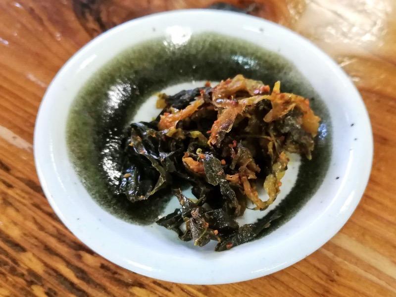 12辛子高菜